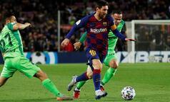 Messi La Liga'da 250. golünü attı!