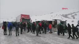 Son dakika | Bursaspor taraftarını taşıyan otobüs devrildi!