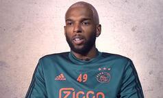 Ryan Babel Ajax'taki ilk golünden sonra konuştu!