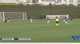 Yunus Akgün'den Fenerbahçe'ye muhteşem gol!