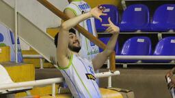 Basketbol maçı sonunda ilginç sevinç!