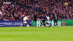 Arthur'un Barcelona formasıyla en iyi anları!
