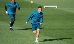 Ronaldo'nun futbol özlemi hırsından belli oluyor!