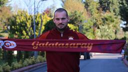 Galatasaray'dan Wesley Sneijder sürprizi