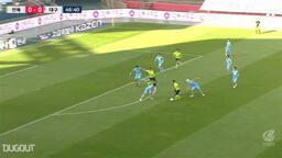 Murillo Henrique'nin Daegu FC'ye attığı golü izliyoruz...