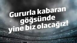 Beko'dan Beşiktaş paylaşımı: Göğsünde yine biz olacağız