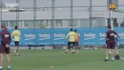 Leo Messi şova hazır!
