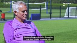 Jose Mourinho karantina sürecini değerlendirdi