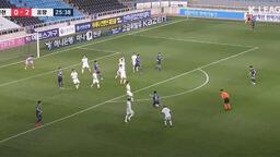 Maç Özeti: Incheon 1 - 4 Pohang