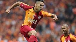 Son dakika haberleri | Radamel Falcao'yu duyurdular! Galatasaray'da...