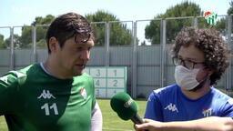 """Seleznov """"İlk 3 Maçı Kazanırsak Şampiyon Olacağımıza İnanıyorum"""""""