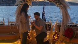 Ozan Tufan, sevgilisine evlenme teklifi yaptı!