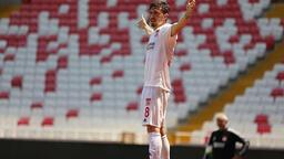 Sivasspor'un hazırlık maçında Mert Hakan Yandaş fırtınası...