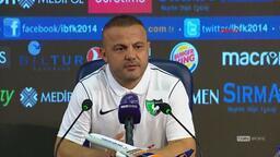 """Levent Kartop: """"Takımımızı inşallah Süper Lig'de bırakacağız"""""""