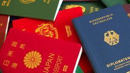 Dünyanın en güçlü pasaportu Japonya'da