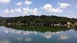 """""""Gölet zengini"""" Pazaryeri doğal güzellikleriyle ziyaretçilerini  ağırlıyor"""