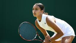 İngiltere'nin ünlü kadın tenisçisi Eden Silva, Serena Williams'ın izinden gidiyor