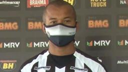 Galatasaray'dan ayrılan Mariano, Mineiro'ya imza attı