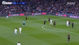 Manchester City ilk kez Şampiyonlar Ligi'nde Real Madrid'i mağlup ediyor