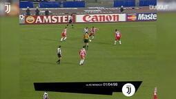 Juventus'un Fransız fakımlarına attığı en iyi goller