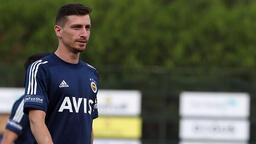 Mert Hakan Yandaş Fenerbahçe ile ilk idmanına çıktı...