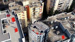 Adana'da evlerin çatıları kıpkırmızı oldu! Hazırlık telaşı...
