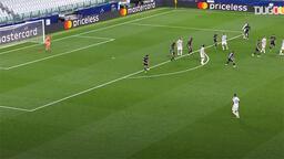 Cristiano Ronaldo'dan Lyon ağlarına harika gol...