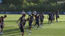 PSG'de Atalanta mesaisi...