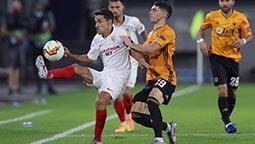 Sevilla son dakika golüyle turladı!