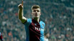 Trabzonspor transfer haberleri | Alexander Sörloth bombası! Almanlar duyurdu...