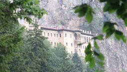 Sümela Manastırı'nı 45 bini aşkın kişi ziyaret etti