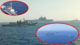 Son dakika... Fransa ve Yunanistan'dan provokasyon! Türkiye anbean izliyor