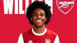 Arsenal, Willian transferini resmen açıkladı...