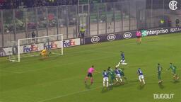 Romelu Lukaku, Avrupa Ligi'nde gol rekoru kırdı...