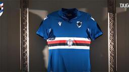 Sampdoria yeni sezon formalarını tanıttı