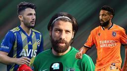 Transfer Haberleri | Bu futbolcular bedava! Süper Lig'in yıldızları...