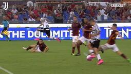 Juventus'un deplasmanda Roma'ya attığı en iyi goller!