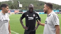 Vincent Aboubakar'dan ilk açıklamalar...