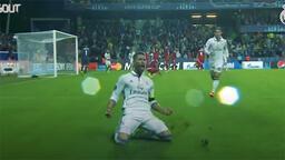 Sergio Ramos, 16 sezon üst üste gol atmayı başardı...