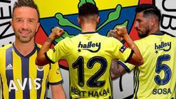 Son Dakika | Biletleri kesildi! Fenerbahçe'de 5 ayrılık birden...
