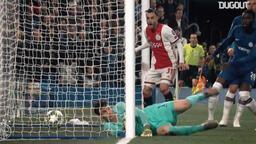 Ajax'ın Şampiyonlar Ligi grup aşamasında attığı en iyi goller...