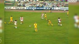 Geçmişe yolculuk | Frank Rijkaard'ın Ajax formasıyla en iyi golleri