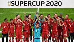 Süper Kupa Bayern'in! Dortmund'u devirdi...