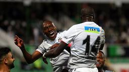 Son dakika - Denizlispor - Beşiktaş maçında Atiba Hutchinson tarihe geçti!
