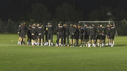 Konyaspor, Medipol Başakşehir maçının hazırlıklarına başladı