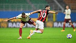 Milan - Roma maçında 6 gol! Hakan...