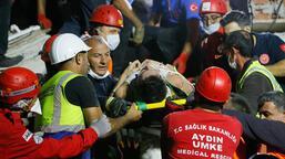 Son dakika | Amatör futbolcu Malik Tahirler enkazdan çıkarıldı