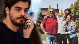 Berk Atan'ın ailesi depreme yakalandı