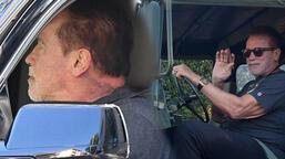 Arnold Schwarzenegger sağlığına kavuştu