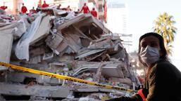 Son dakika... Depremin vurduğu İzmir'de 14.51'de hayat durdu!